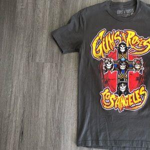 Guns N Roses Not In This Lifetime LA Concert Tee